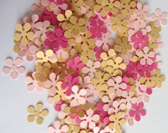 Paper flowers 200 small paper flowers small die cuts paper paper flowers 200 small paper flowers small die cuts paper flower punches mightylinksfo