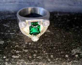 Chevalier model 925 ring