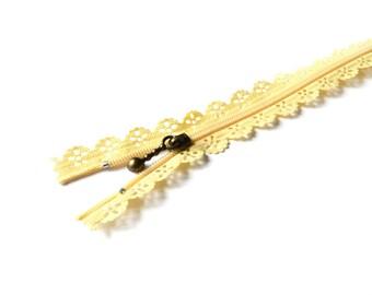 30 cm zipper lace