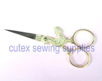 """Mundial Classic Forged 4"""" Chanticleer Embroidery Scissors 150-4"""
