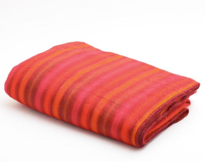 Featured listing image: La Nariz del Diablo - Handmade Blanket, Vegan Friendly