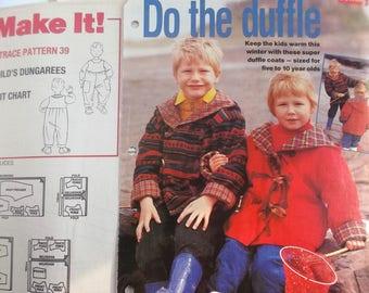 MAKE IT JUMPSUIT sewing pattern children REF. 39