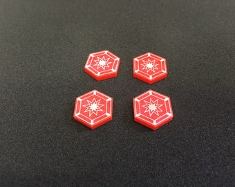 Critical Hit Tokens | Star Wars X-Wing Miniatures