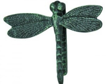 dragonfly door knocker, french shabby chic..... cottage, country,farm house,