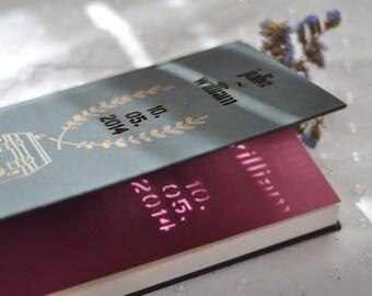 Personalized Wedding Book, Wedding Guest Book, Custom Notebook, Wedding Journal, Hardcover Notebook, Custom Journal, Wedding Memory Book