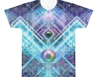 Genesis Algorithm Ravewear Shirt