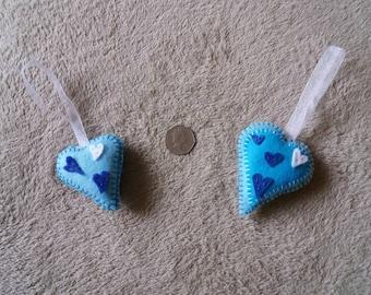 Decorative Felt heart