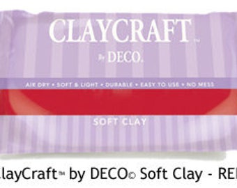 Deco clay. Original CLAYCRAFT by DECO Soft Clay