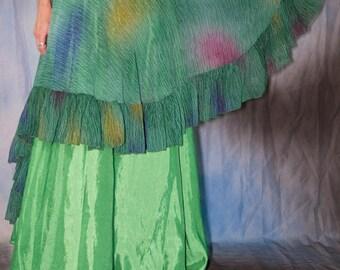 Ruffled Fishtale Skirt