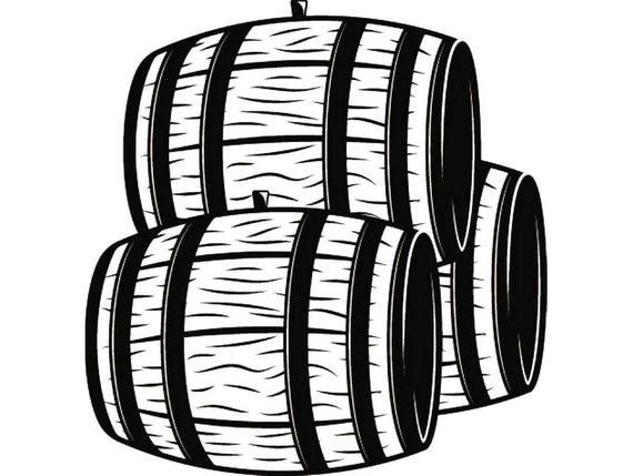 Barril De Vino #2 Bodega Copa De Vino Botella Vid Beber