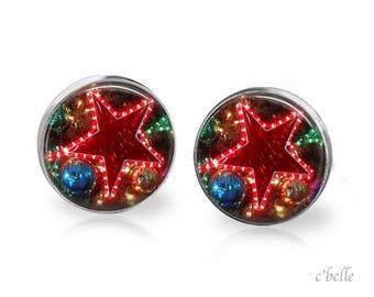 Earrings Christmastree Christmas-9