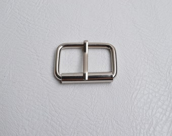 4pcs,1.3inch(inner diameter) Nickel Rectangle Pin Buckle,Belf Buckle For Bags Marking,Bag Making Suppliers,Craft Accessories