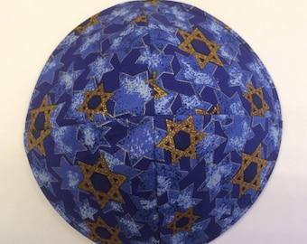 Star of David kippah/yarmulke