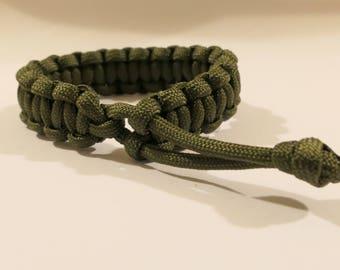 "Paracord bracelet ""Mad Max"""