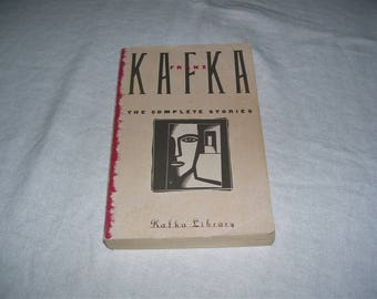 The Complete Stories Franz Kafka Pb Random Housee 1988 Vintage
