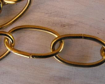 Chain, Vintage Lamp Chain, Chain, Parts, Hanging Lamp Chain, Chain, VIntage Lamp Parts, Swag Lamp Chain, Hanging  Chain, Metal Chain