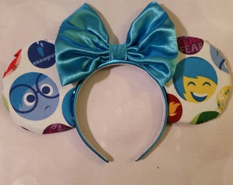 Inside Out reversable Mickey ears