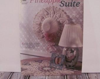 Annie's Attic Pineapple Suite Book