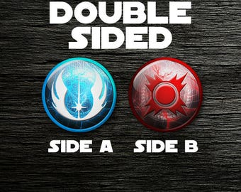 SW RPG Light and Dark Side Tokens