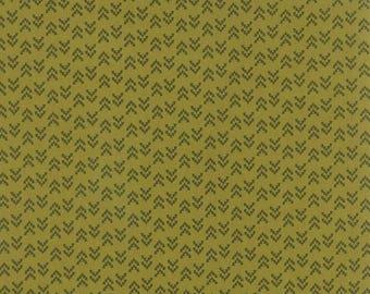 Nomad by Urban Chiks - Arrowhead in Cactus (31106-17) - Moda 1 Yard