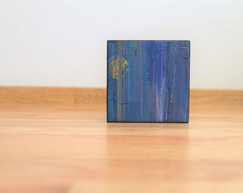 Abstract Painting - Small Works - Resurrection 2