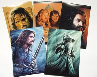 Tolkien photo prints - various pictures!