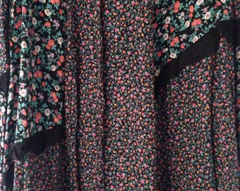 Ethnic floral vintage skirt