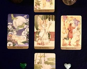 Reveal My Talents Tarot Reading