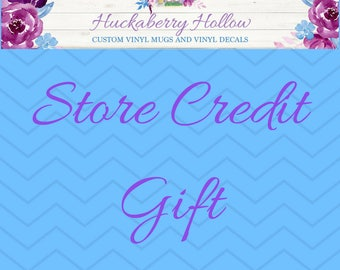 Gift Certificate, Printable Gift Certificate , Gift Certificate Christmas, Store Credit, Gift Card, Gift, Present, Christmas Gift
