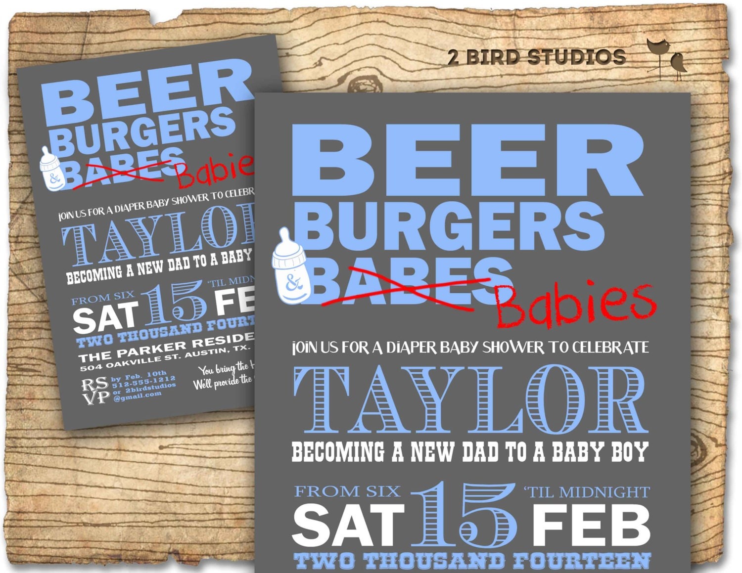 Diaper shower invitation for dad to be beer burgers and zoom filmwisefo