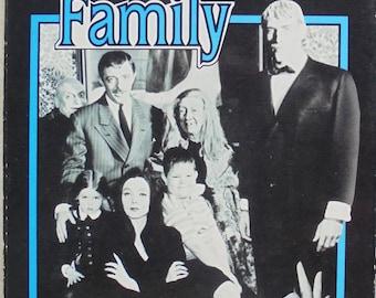 Tha Addams Family Vintage VHS cassette