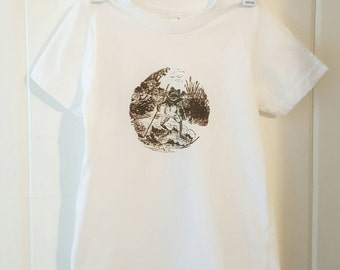 Muddy Water Toddler T Shirt