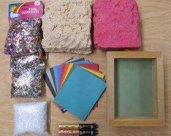 Papermaking Kit