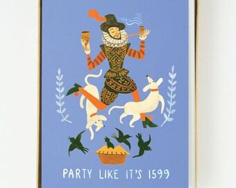 Party Like it's 1599 8pcs