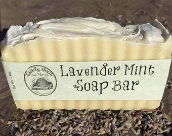 Lavender Mint Soap Bar