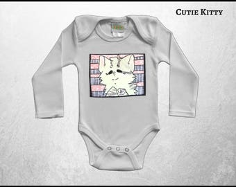 New Mom Gift, New Dad Gift, Kawaii Baby Clothes, Cute Baby Clothing, Baby Bodysuit, Newborn Onepiece, Free Shipping