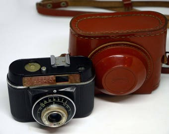 Vintage Camera VESNA VINTAGE USSR Soviet Camera 35mm