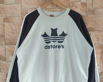 Drug store Long Sleeve Sweatshirt Adults Wear Large Size