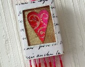 How Tuesday Matchbox Valentines Etsy Journal
