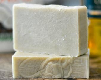 Alfalfa Pine Soap