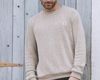 100% HEMP Sweater Hemplution® Classic , vegan style