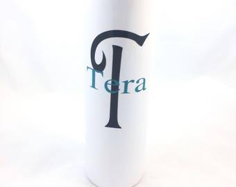 Personalized Coffee Tumbler, Coffee Tumbler, Coffee Travel Mug, Travel Coffee Mug, Personalized Coffee, Personalized Tumbler, Coffee