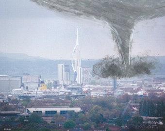 tornado in portsmouth