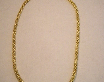 Byzantine necklace