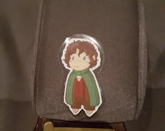 LotR little Frodo Bookmark