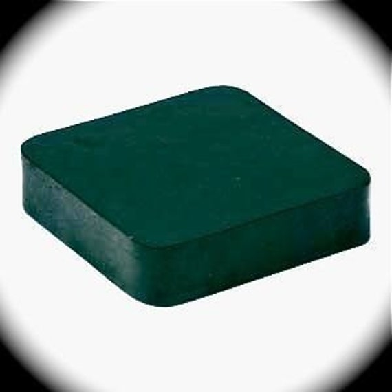 Rubber Dapping Block 4 by 4 by 1 Inch