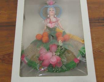 NIP vintage Florida souvenir doll by ETCO