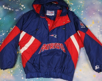 New England PATRIOTS Proline Starter Jacket Size XL