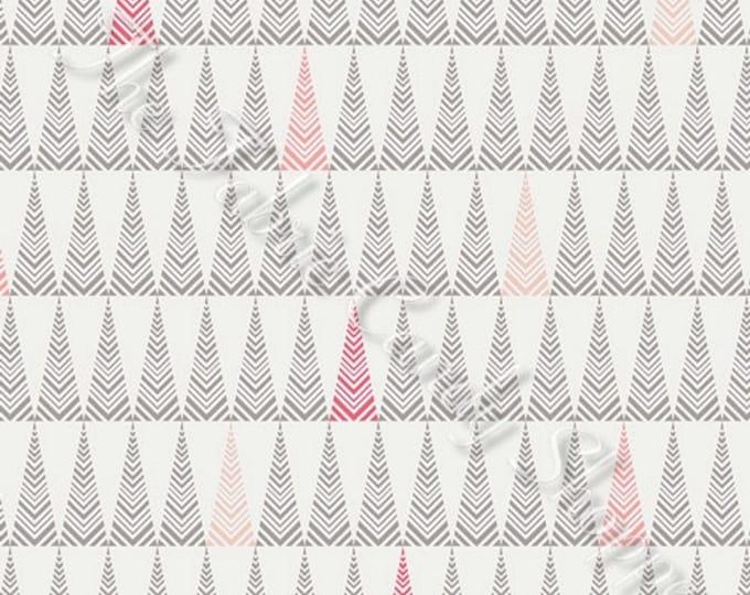 Little Town by Art Gallery Fabrics - Tree Farm - Cotton Woven Fabric
