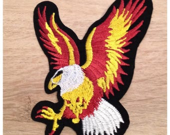 Pattern Eagle embroidered Patch applique